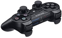 Sony PlayStation DualShock 3 Controller (Black)
