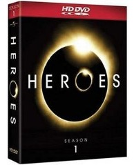 Heroes Season One Complete Collection on HD DVD