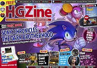 HGZine Issue 15 cover