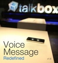 TalkBox Review for iPhone and Android – Free Voice Messaging App