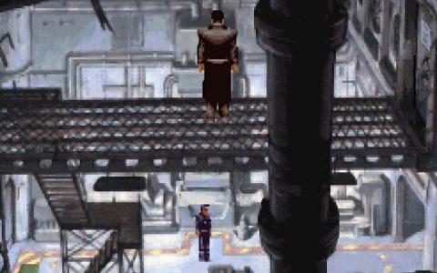 Beneath A Steel Sky Enhanced Soundtrack for ScummVM
