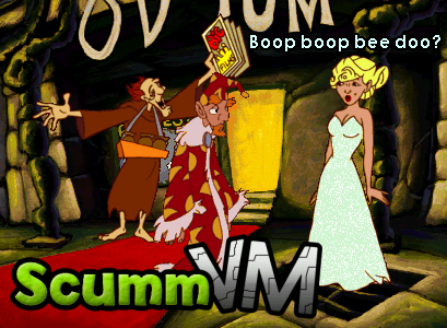 Podcast #32 – ScummVM – Point and Click Adventure Game Software