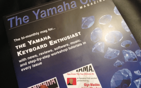 On Tour with Richard Bower & Ian House – Tyros4 10th Anniversary – Yamaha Club Magazine