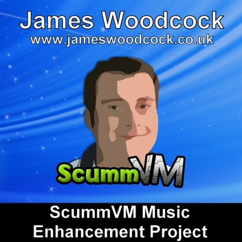 James Woodcock ScummVM