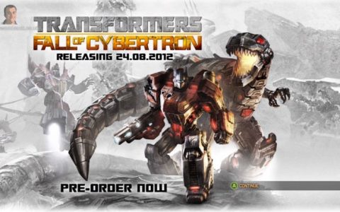 Transformers: Fall of Cybertron Xbox 360 Gameplay – Single Player & Multiplayer [VIDEO]