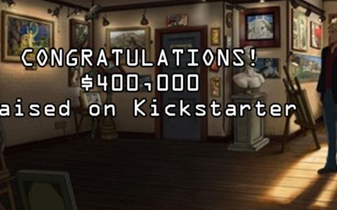 Broken Sword 5 Raises $400,000 on Kickstarter – Congratulations Revolution Software