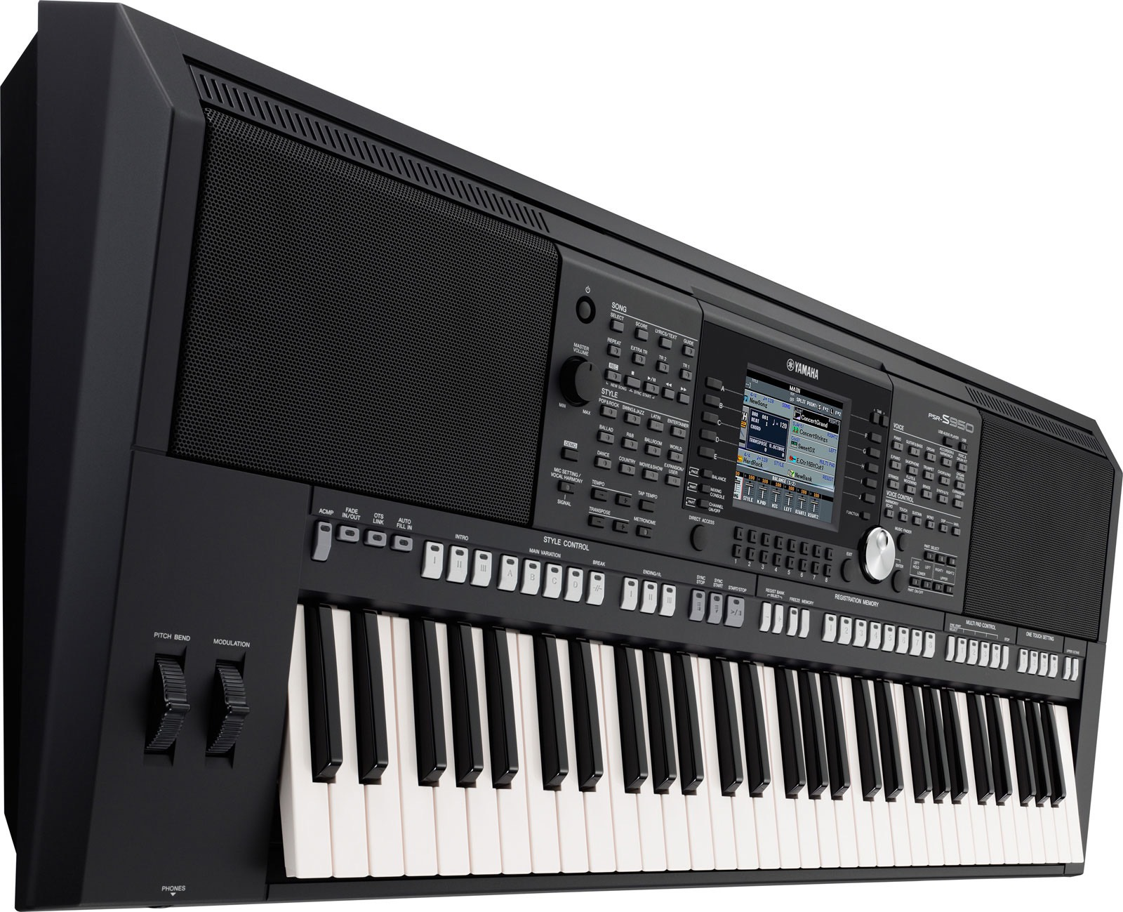 yamaha psr s950 keyboard main demonstration video