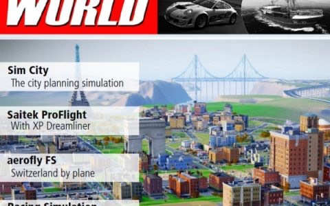 Strathclyde Class 101 Review – Simulator WORLD Magazine – Free Download (English)