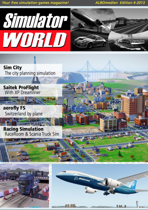 Simulator World Magazine
