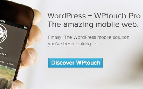Podcast #39 – WPtouch Pro 3 – WordPress Plugin Optimising Mobile and Tablet Design