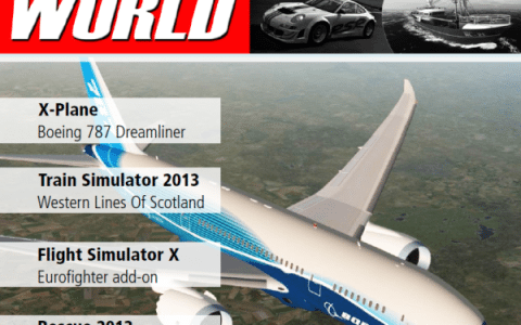 Western Lines of Scotland Route & GWR Manor Class Reviews – Simulator WORLD Magazine