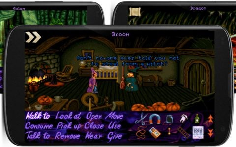 Simon the Sorcerer Now Available for Android – Includes my Enhanced Music