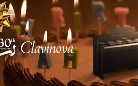 Yamaha Clavinova Celebrates 30th Birthday – Digital Piano Range History Revealed