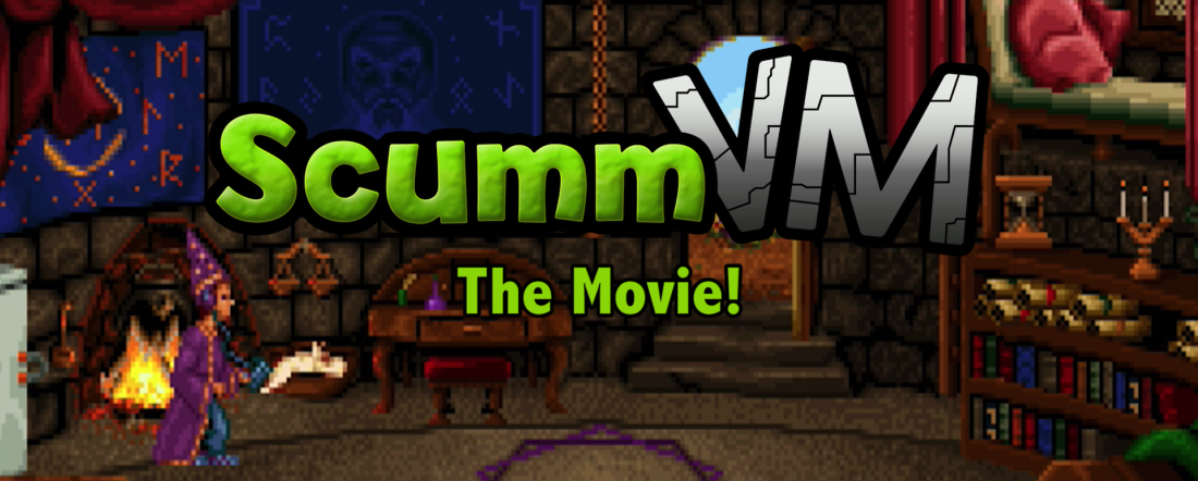 ScummVM The Movie!