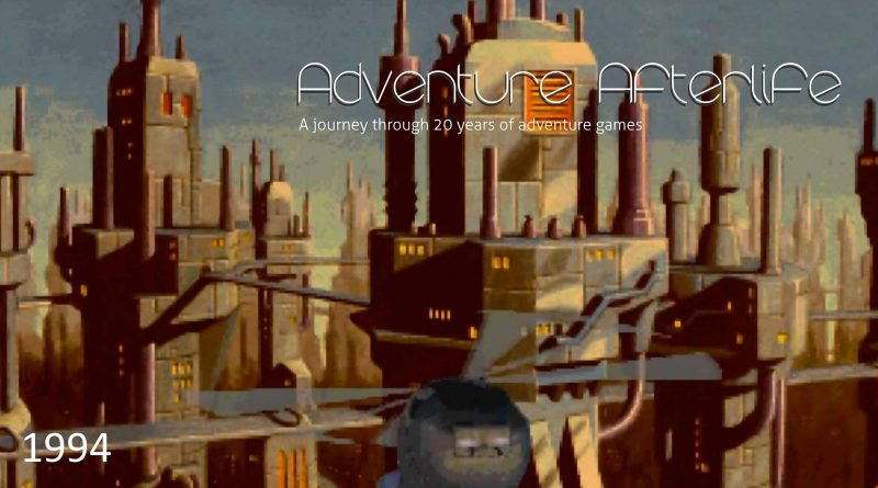 Adventure Afterlife
