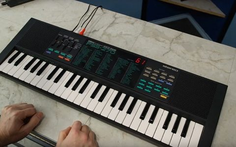 Yamaha PSS-270 Keyboard – The One that Started it All