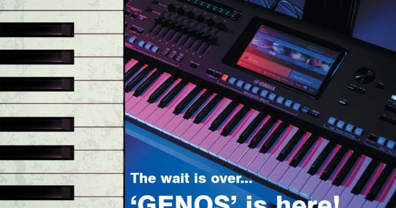 The Yamaha Club Probe Genos Backwards Compatibility with Tyros Series
