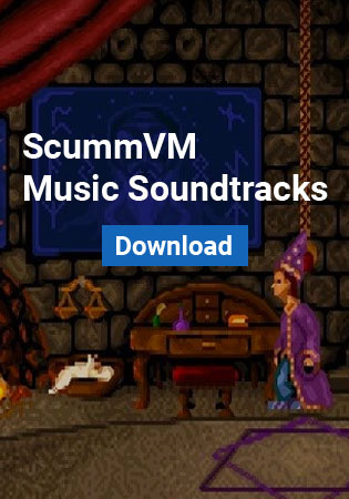 ScummVM Music Downloads